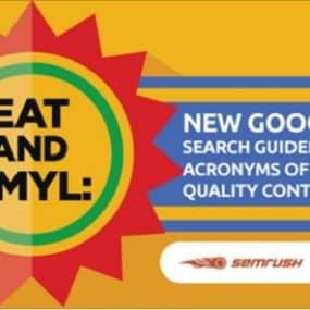 Quy chuẩn nội dung chất lượng cao theo E-A-T và YMYL