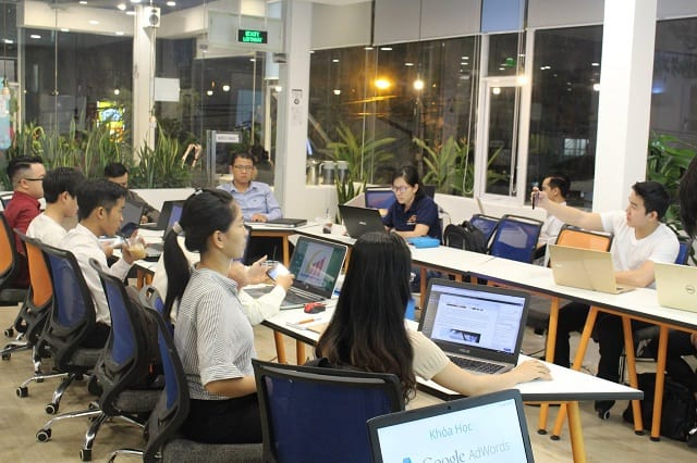 lớp học seo buổi tối tại ladigi
