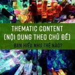 thematic content trong seo