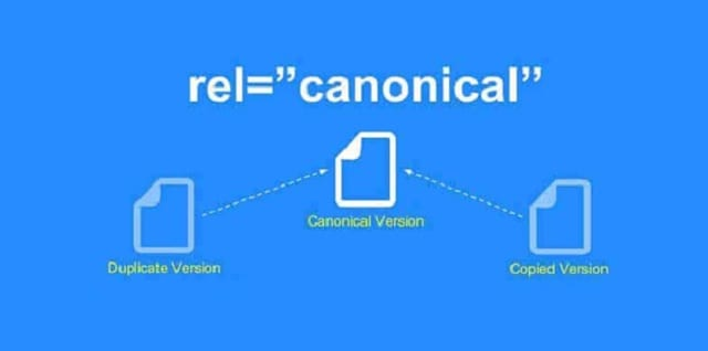 thẻ canonical seo