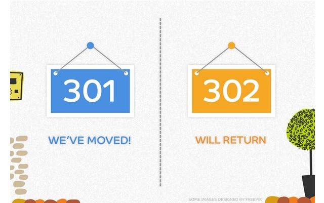 chuyển hướng 302 quay lại
