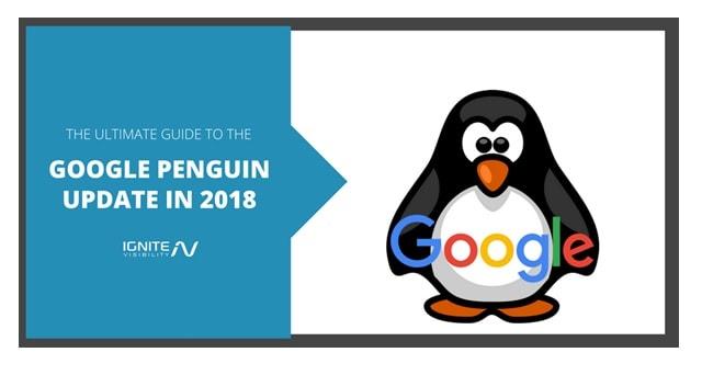 cập nhật google penguin
