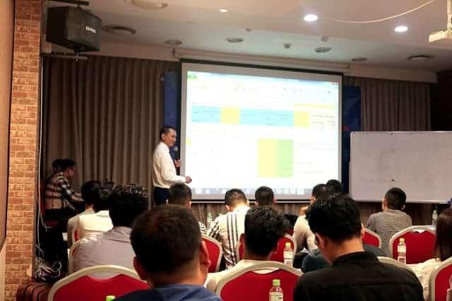Khóa học Digital Marketing tại LADIGI