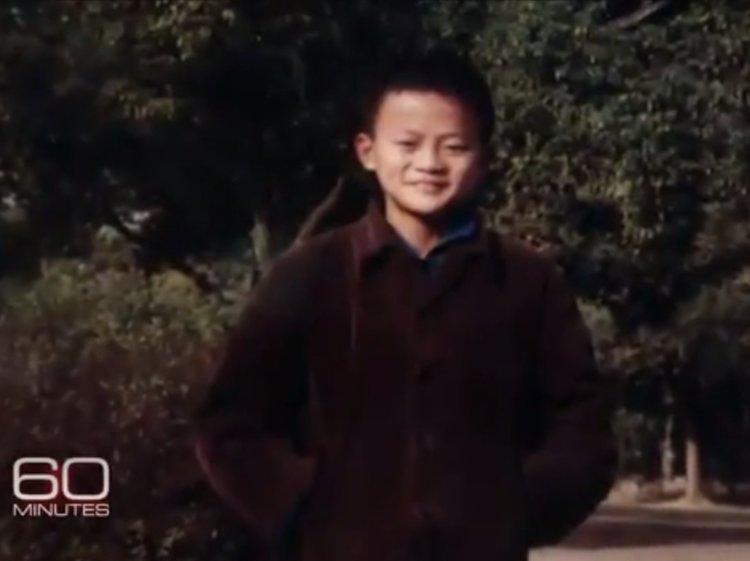 Thời thơ ấu và giáo dục của Jack Ma