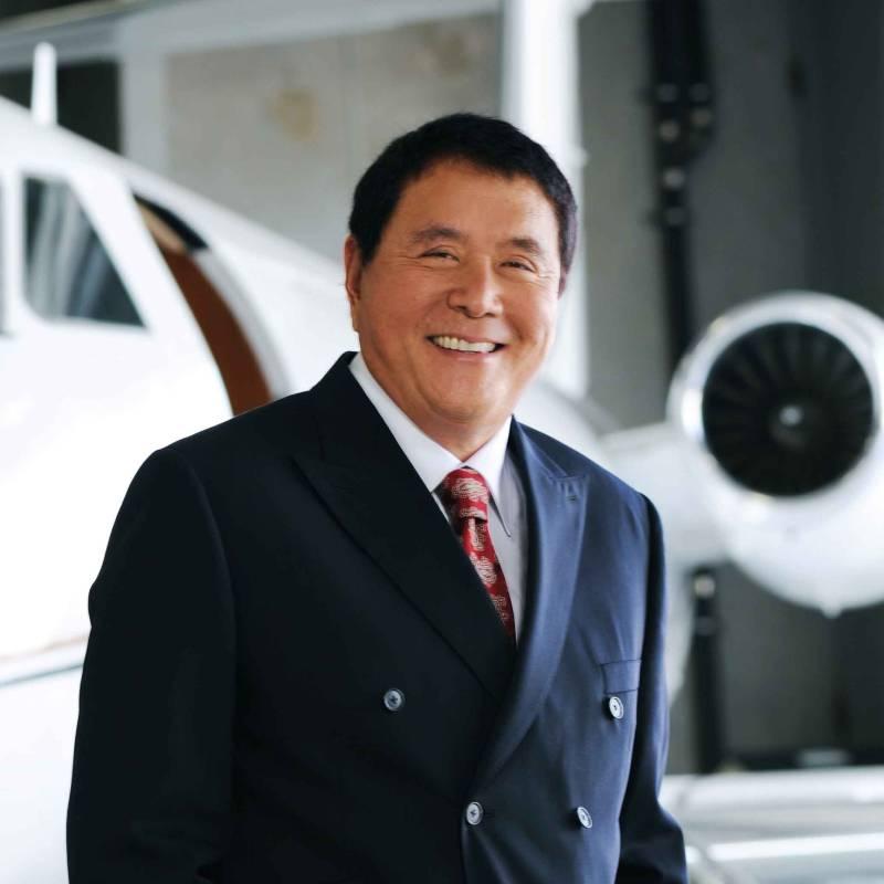 Chân dung doanh nhân, diễn giả Robert Kiyosaki