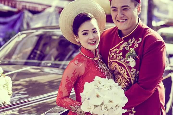 Đám cưới cổ tích của Fabo Nguyễn và Vân Tiny