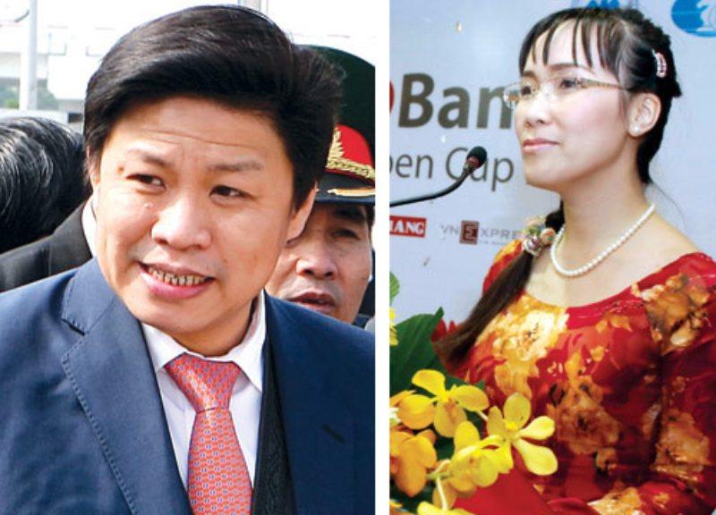 Nguyễn Thanh Hùng – chồng của CEO Nguyễn Thị Phương Thảo