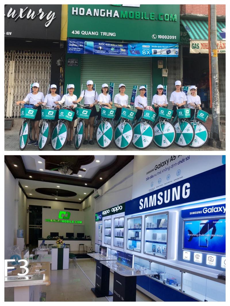 Hoàng Hà Mobile - Cửa hàng bán điện thoại uy tín ở Hà Nội