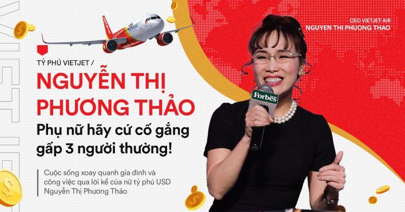 Nguyễn thị Phương Thảo Vietjet Air