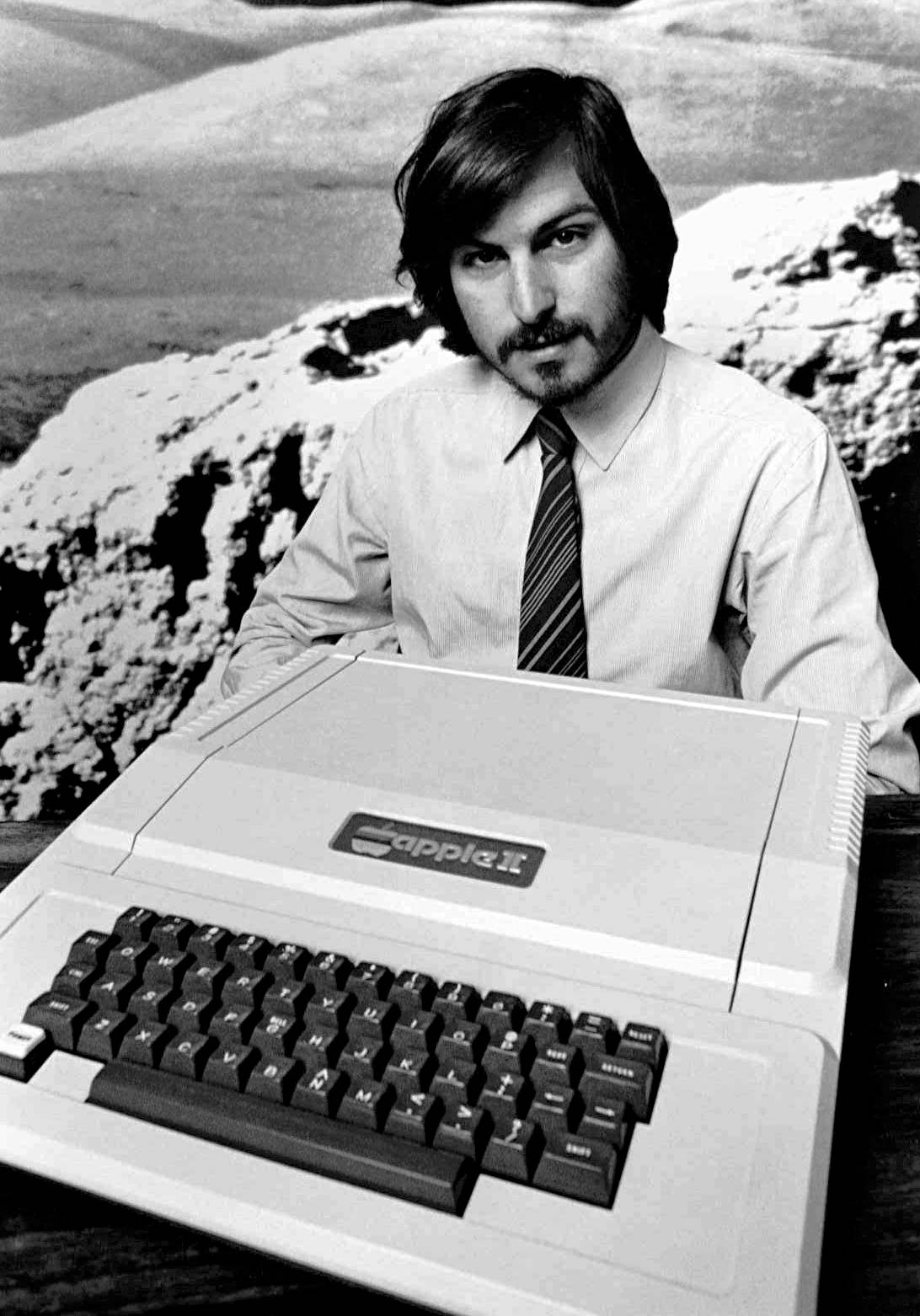 Steve Jobs - Đồng sáng lập Apple