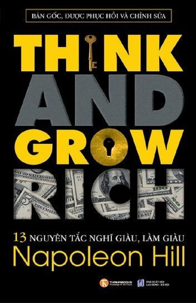 Think and Grow Rich – Suy nghĩ và làm giàu