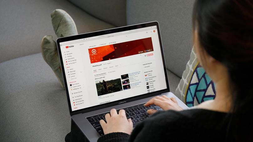 Tạo kênh Youtube thực hiện video - cách kiếm tiền online (MMO) đơn giản